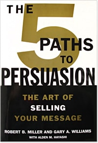 エグゼクティブへの説得戦略 EXECUTIVE IMPACT THE 5 PATHS TO PERSUASION